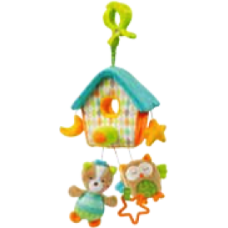 Baby Fehn - Maison musical de oiseaux