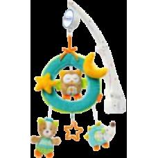 Baby Fehn - Mobile musical - Hibou