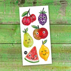 Pico Tatoo - Tatouage pour enfants - Salade de fruits