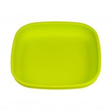 Re-Play - Assiette originale en plastique recyclé - Vert