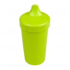 Re-Play - Gobelet coloré anti-fuite en plastique recyclé - Vert