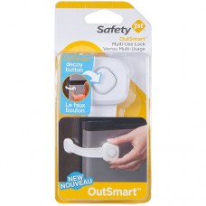 Safety 1st - Verrou Multiusages Outsmart