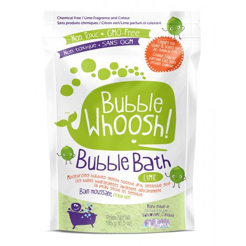 Loot - Bubble Whoosh! - Bain moussant - Lime