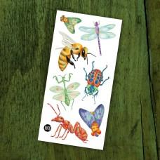 Pico Tatoo - Tatouage pour enfants - Les insectes