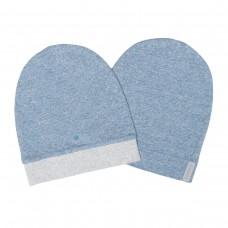 Juddlies - Raglan Collection - Bleu Jeans - Lot de 2 bonnets bio
