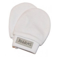 Juddlies - Essential Collection - Mitaines anti-égratignures - Blanc