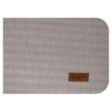 Juddlies - Cottage Collection - Drap contour - Beach Beige