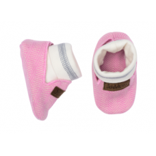 Juddlies - Cottage Collection - Chaussons - Sunset Pink