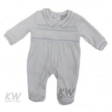 Rock-a-bye Baby - Pyjama en velour - Blanc