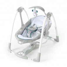 InGenuity - Balancoire et siège - ConvertMe Swing-2-Seat - Nash