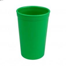 Re-Play - Verre 10oz en plastique recyclé - Vert Kelly