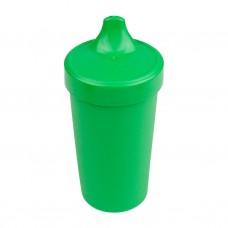 Re-Play - Gobelet coloré anti-fuite en plastique recyclé - Vert Kelly