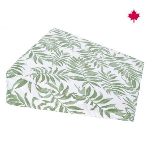 Perlimpinpin - Coussin compensé - Tropical vert