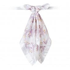 Lulujo - Mousseline de coton - Couverture de sécurité - Paquet de 2 - Licorne