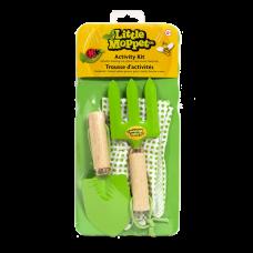 Bo-Jeux - Little Moppet - Ensemble d'activités de jardin - Vert