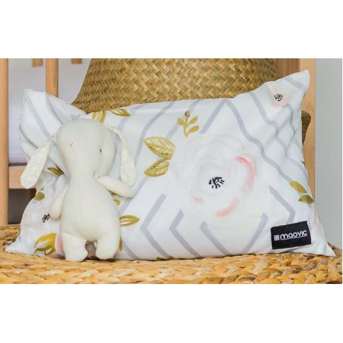 maovic oreiller pour enfants losanges fleuris. Black Bedroom Furniture Sets. Home Design Ideas