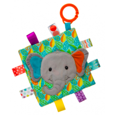 Mary Meyer - Taggies - Crinkle Me - Petit éléphant