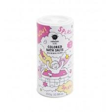 Nailmatic - Sels de bain colorés - Sels roses