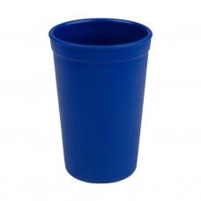 Re-Play - Verre 10oz en plastique recyclé - Bleu Marine