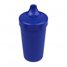 Re-Play - Gobelet coloré anti-fuite en plastique recyclé - Bleu Marine