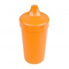 Re-Play - Gobelet coloré anti-fuite en plastique recyclé - Orange