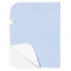 Kushies - Piqué imperméable - Bleu