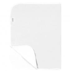Kushies - Piqué imperméable - Uni Blanc