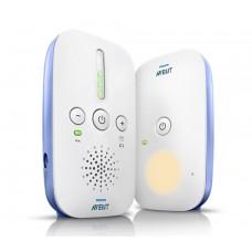 Philips Avent - Moniteur DECT pour bébé avec veilleuse