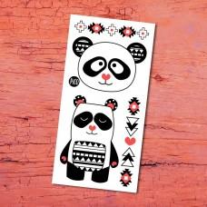 Pico Tatoo - Tatouage pour enfants - Alex le SUPER Panda