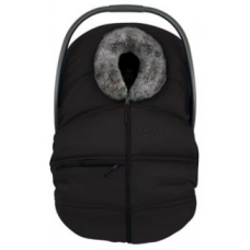 Petit Coulou - Housse protectrice d'hiver - Noir/Gris