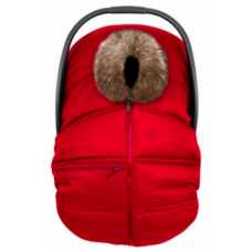 Petit Coulou - Housse protectrice d'hiver - Rouge