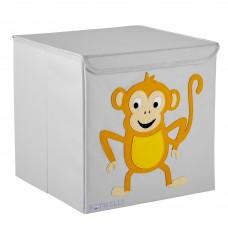 Potwells - Boîte de rangement - Safari - Singe
