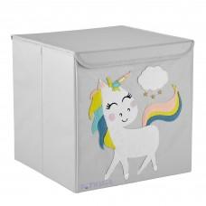 Potwells - Boîte de rangement - Féérie - Licorne