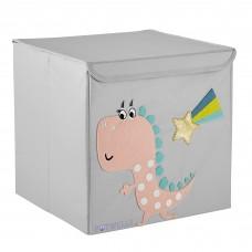 Potwells - Boîte de rangement - Féérie - Dinosaure