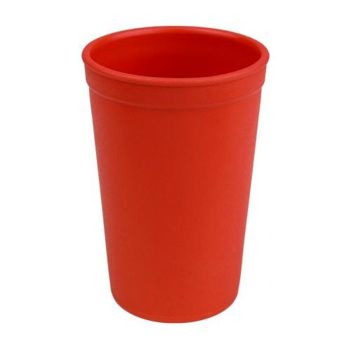 Re-Play - Verre 10oz en plastique recyclé - Rouge