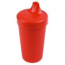 Re-Play - Gobelet coloré anti-fuite en plastique recyclé - Rouge