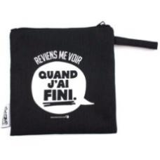 Bédaine Love - Duo de sacs réutilisables - Reviens me voir quand j'ai fini