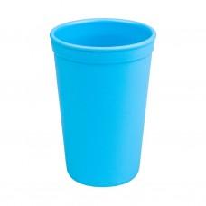 Re-Play - Verre 10oz en plastique recyclé - Bleu ciel