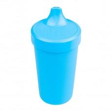 Re-Play - Gobelet coloré anti-fuite en plastique recyclé - Bleu ciel