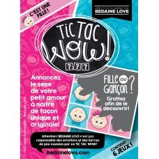 Bédaine Love - TIC TAC WOW fille