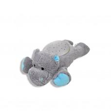 Cloud b - Twilight Buddies™ - Lumières - Hippopotame