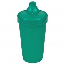 Re-Play - Gobelet coloré anti-fuite en plastique recyclé - Sarcelle