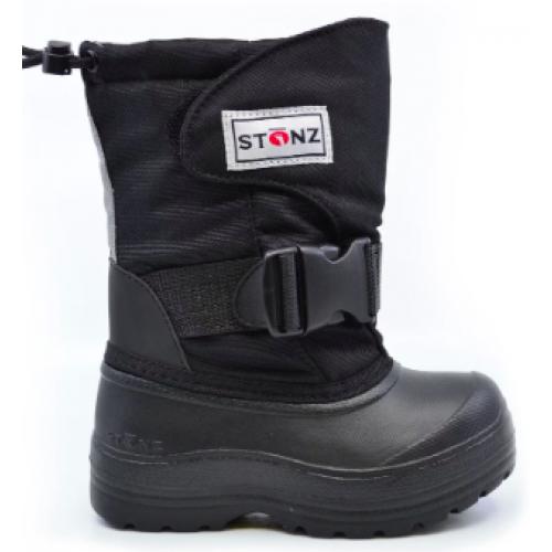 Stonz - Trek - Bottes d'hiver - Noir
