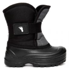 Stonz - Scout - Bottes d'hiver - Noir/Gris