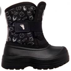 Stonz - Scout - Bottes d'hiver - Imprimé Stonz noir