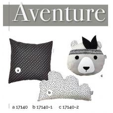 La Libellule - Aventure - Coussins disponibles