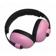 Baby Banz - Protège-oreilles BlueTooth - Rose