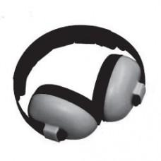 Baby Banz - Protège-oreilles BlueTooth - Gris