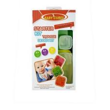 Baby Cubes - Trousse de départ de contenants d'alimentation pour bébé