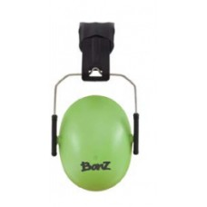 Baby Banz - Protège-oreille pour enfants 2ans+ - Lime